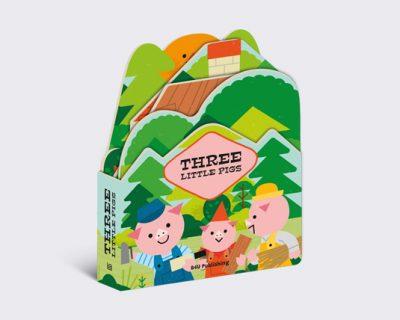Three Little Pigs(3匹の子ブタ)